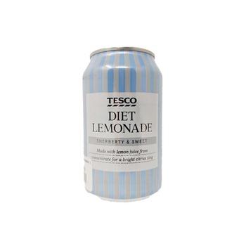 Tesco Diet Lemonade 330ml