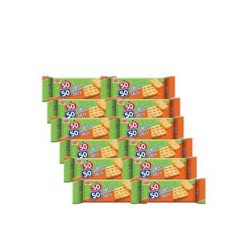 Britannia 50-50 Biscuit  12X71g