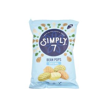 Simply7 Bean Pops Original 3.5oZ