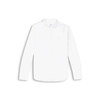 Mens White Oxford Shirt