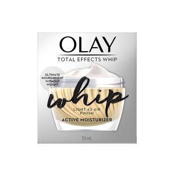 Olay Total Effects Whip Moisturiser 50ml