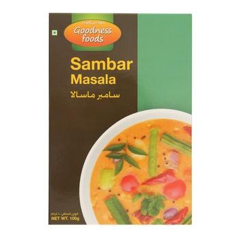Goodness Foods Sambhar Masala  100g