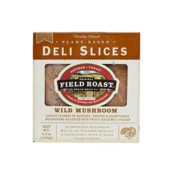 Field Roast Vegan mushroom Deli Slices 15s