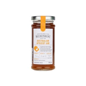 Beerenberg Australian Apricot Jam 300g