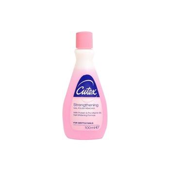 Cutex Strengthening Nail Polish Remover 100 ml