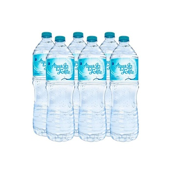 Aqua De Fonte Bottled Water 1.5 ltr Pack Of 6