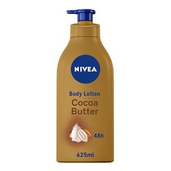 Nivea Care Body Lotion Cocoa Butter Dry Skin 625ml