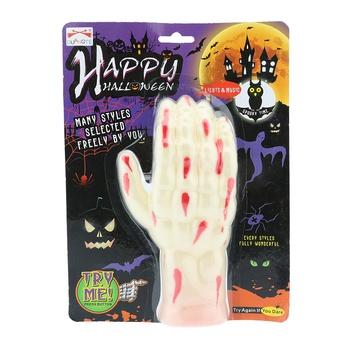 Halloween Flash Bone Hand