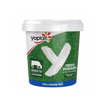 Yoplait Yoghurt Full Fat 1kg