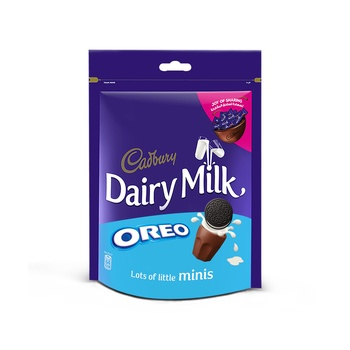Cadbury Oreo Mini Doy Bag 188g