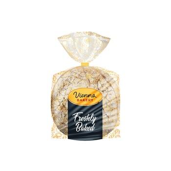 Vienna Bakery Bread Wholemeal Rye 550g