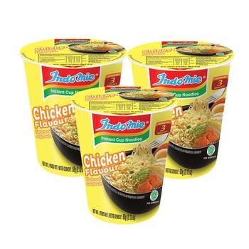 Indomie Cup Chicken 3x60g