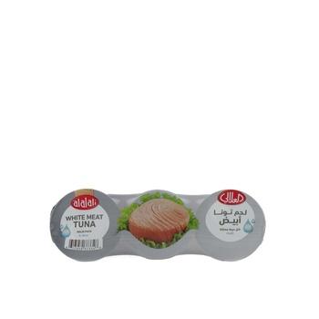 Al Alali White Meat Tuna in Water 3 x 170g