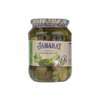 Janarat Marinated Cucumbers 700g
