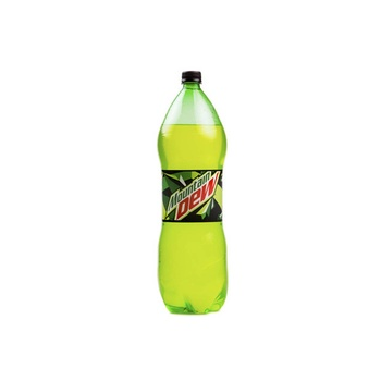 Mountain Dew, Carbonated Soft Drink, Plastic Bottle, 2.25 Litre