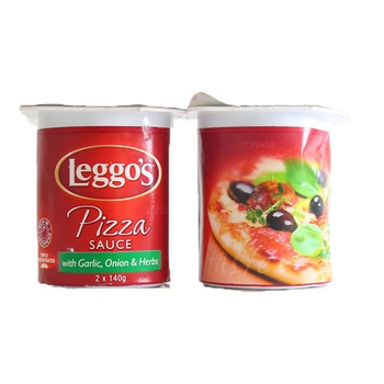 Leggos Pizza Sauce With Garlic Onion & Herbs 2 X 140g