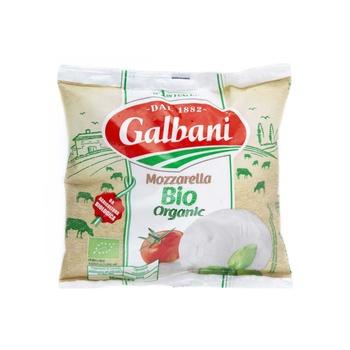 Galabani Organic Mozzarella 125g