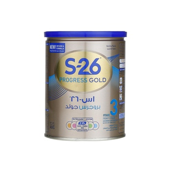 S-26 Progress Gold Milk Powder 400G