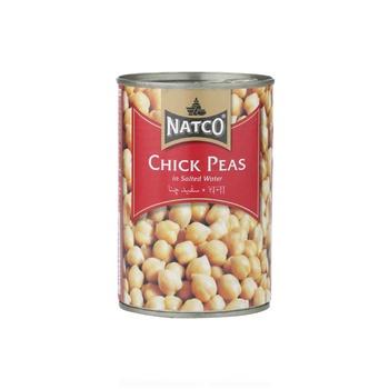 Natco Chick Peas 29/30 400g