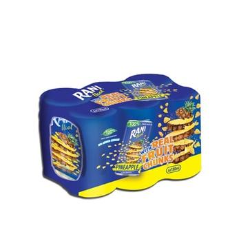 RANI Float NAS Pineappple  6X180 ml