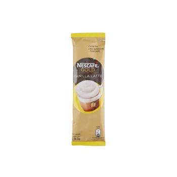 Nescafe Gold Vanilla Latte 18.5Gm