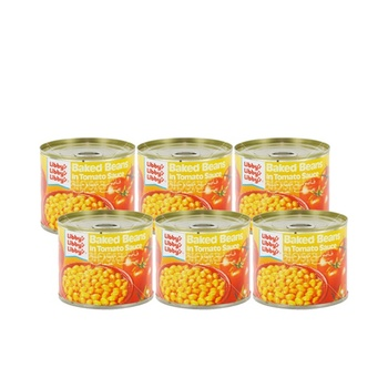 Libbys baked bean 6 x 220g @ special price