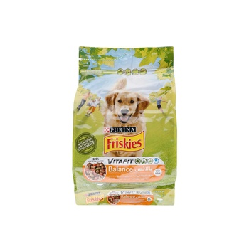 Friskies Balance Dog Chicken & Veg