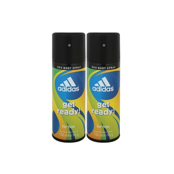Adidas Adipower Anti-Perspirant Spray for Men 150ml Pack of 2