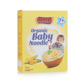 Golden Noodle Organic Baby Corn 200g