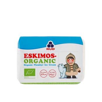 Rude Eskimos Organic Plombir Ice Cream