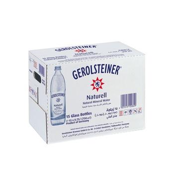 Gerolstiner Natural 15x750ml
