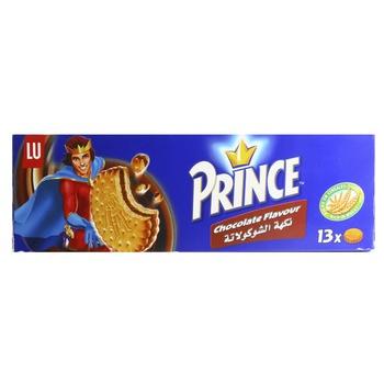 Lu Prince Choco Biscuit 260g