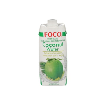 Foco Coconut Water Natural 100% 500ml