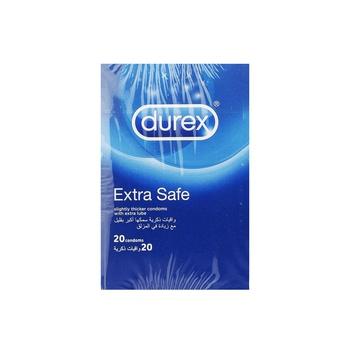 Durex Extra Safe Condom 20's