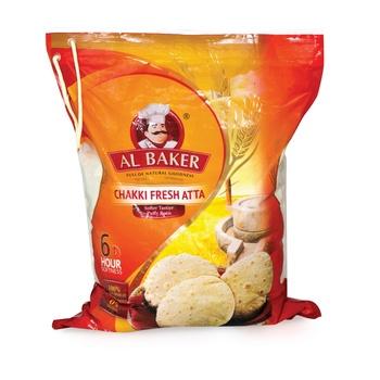 Al Baker Chakki Fresh Atta 10 kg
