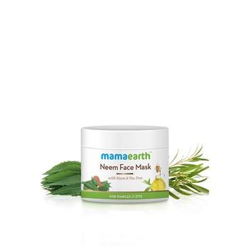 Mamaearth Neem Face Mask 100ml