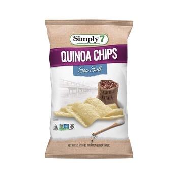 Simply7 Chips Quinoa Sea Salt 2 X 35 oz