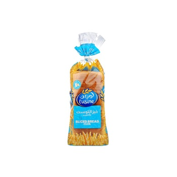 Lusine milk bread 600g