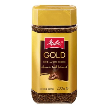 Melitta Instant Coffee Gold 200g