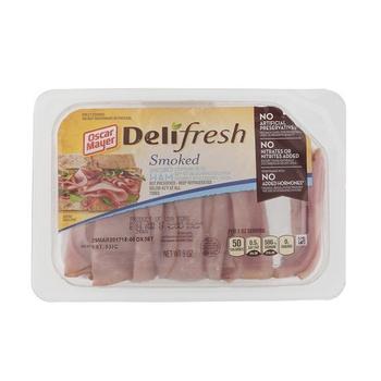 Oscar Mayer Smoked Ham 9 oz (Pork Contains)