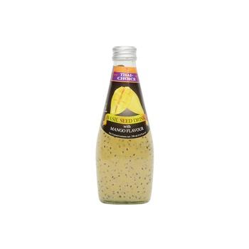 Thai Choice Basil Drinks With Mango 290 ml