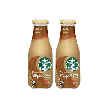 Starbucks Frappucino Coffee 250Ml Twin Pack