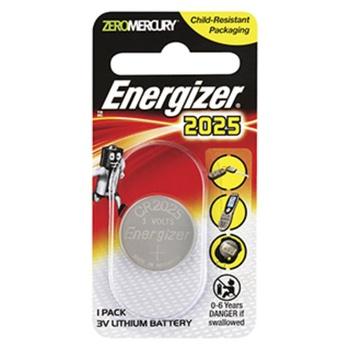 Energizer 3 v E-CR2025 Lithium Battery (Pack 1)