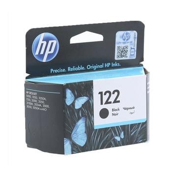 HP Cartridge 122 - Black Noir Color