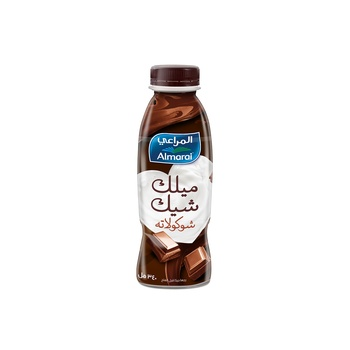 Al Marai Double Choc Milkshake 340ml