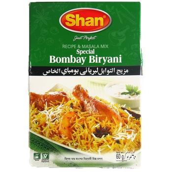 Shan Bombay Biriyani Mix 60g