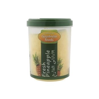 Goodness Foods Pineapple Slice PP