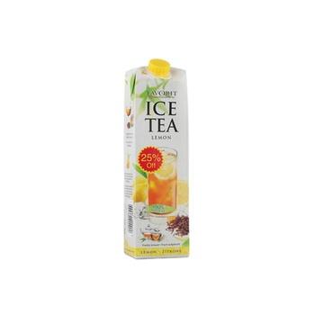 Favorit Ice Tea Lemon 1Ltr @ 25% Off