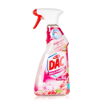 DAC Multi Purpose Cleaner Spray Rose 500ml