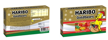 Haribo Goldbear Christmas Edition 97g